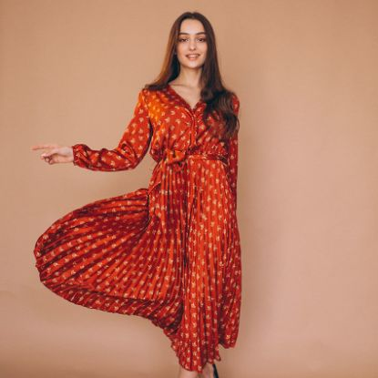 Picture of Women's Long Dress